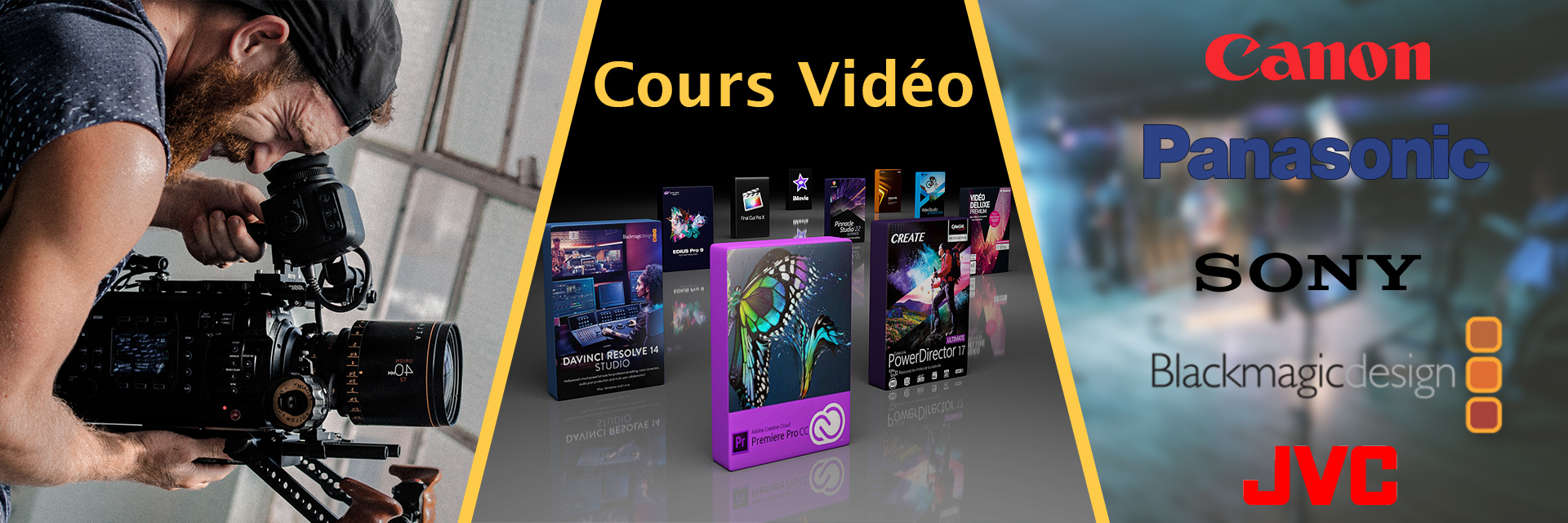 Cours Video PA FORMATION