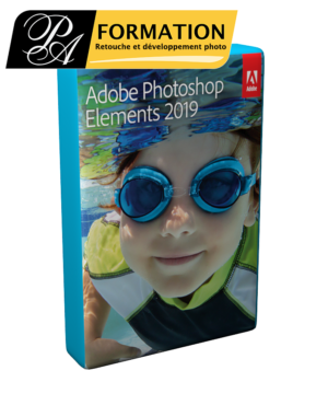 Photoshop Element 2019 - PA FORMATION
