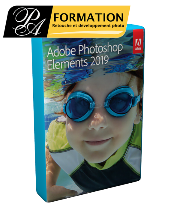 Cours-Photoshop Element 2019 - PA FORMATION