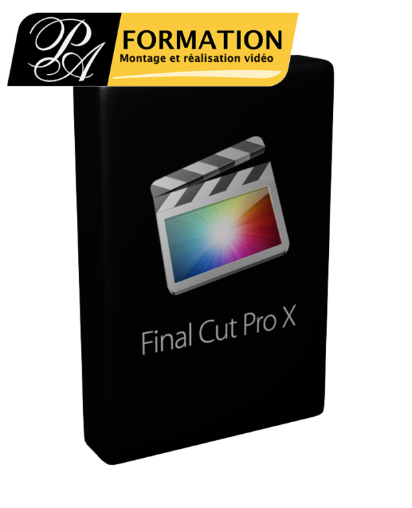 Final Cut Pro X - PA FORMATION