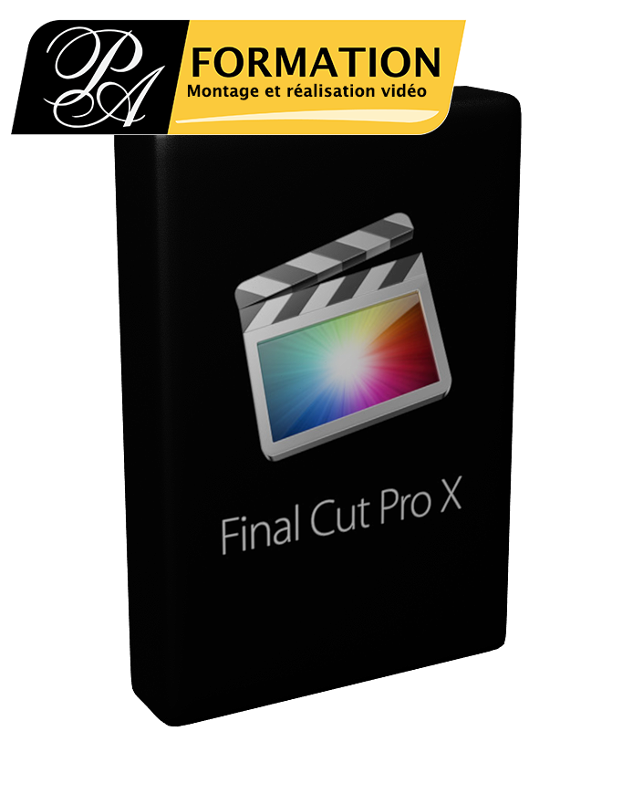 Final Cut Pro X - PA FORMATION