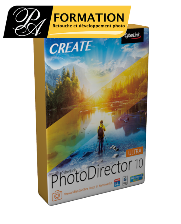 Photodirector-Cours-PA-FORMATION