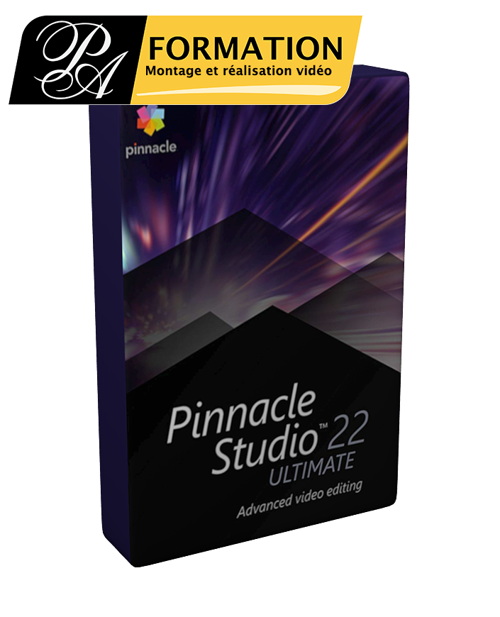 Cours Pinnacle Studio - PA FORMATION