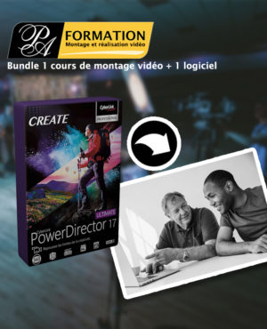 Bundle-PowerDirector 17-PA-FORMATION