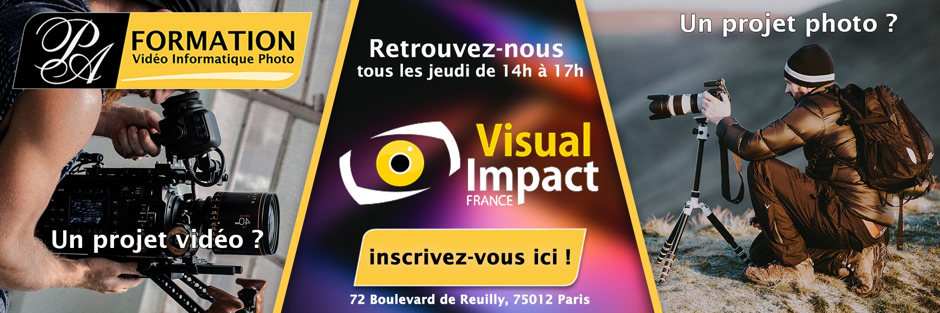 Visualimpact-PA FORMATION