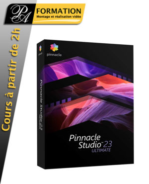 Cours Pinnacle studio 23